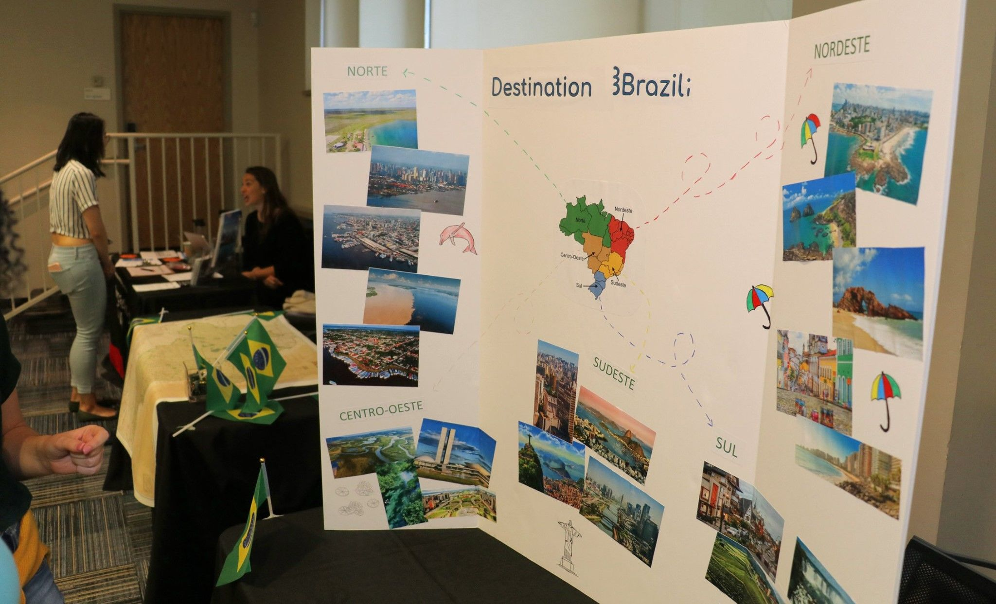 Poster of Where to Visit in Brazil